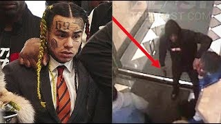6ix9ine Is Coming Home From Jail Because He Was Smart Enough To Do This