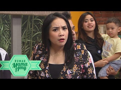 Kata Gigi ke Raffi Masa Ular Takut Sama Ular - Rumah Mama Amy (11/10)