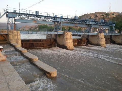 Batkhela Headworks on River Swat | Pakistan Tourism