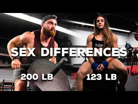 SHOULD MEN AND WOMEN TRAIN THE SAME? | Key Differences In Training (MEN VS WOMEN)