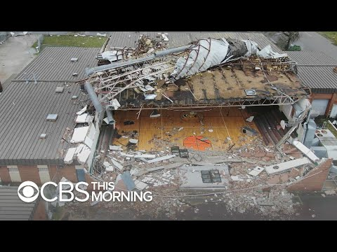 Extensive devastation after Hurricane Michael blasts Florida Panhandle