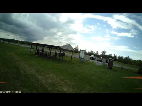 Flying a 250 size multirotor