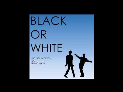Black or White - Michael Jackson feat. Bruno Mars