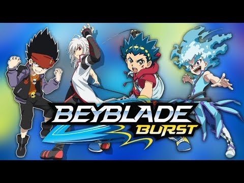 Top 10 Strongest Beyblade Burst Characters Explained In HIndi