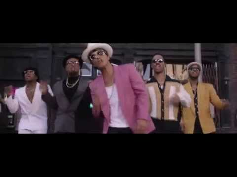 Upside Funk-Mark Ronson ft. Bruno Mars vs...