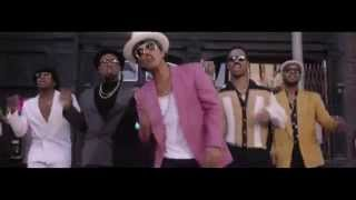 Upside Funk-Mark Ronson ft. Bruno Mars vs Diana Ross