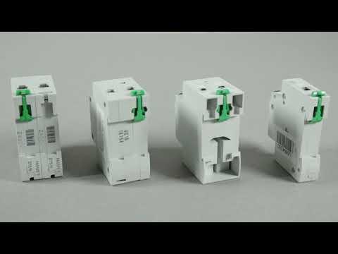 Обзор Автоматические выключатели Schneider Electric Easy 9