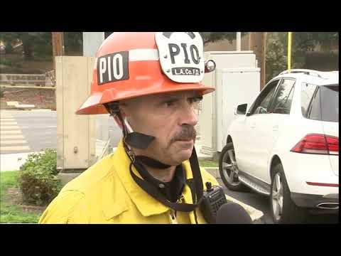 CA firefighter describes eyewitness reports of Kobe Bryant helicopter crash