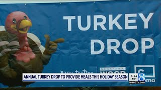 Turkey Drop to provide meals this holiday season