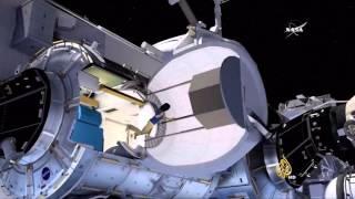 ناسا ترسل غرفة تجريبية إلى محطة الفضاء