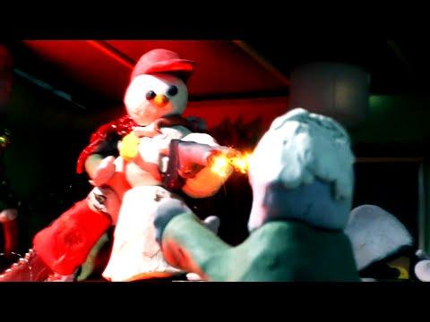 Mr. Frosty Man- METAL CHRISTMAS (18+)