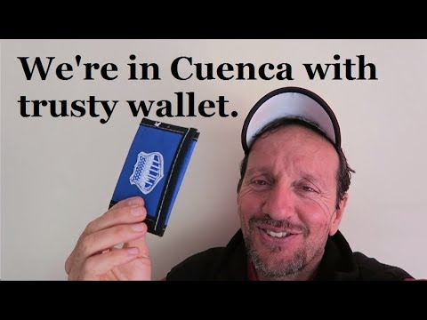 I Want to Get Pickpocketed in Cuenca Ecuador VLOG