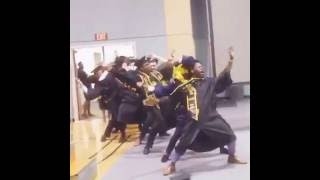UCR getting down on graduation day