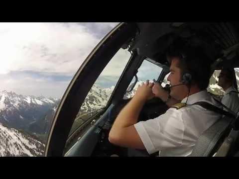 InterSky ATR72-600 Alpine Sightseeing Flight