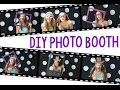 How To DIY Photo Booth