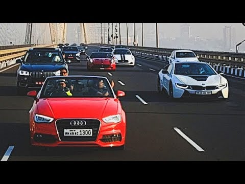 FAST AND FURIOUS IN INDIA !! *SUPERCAR MADNESS*
