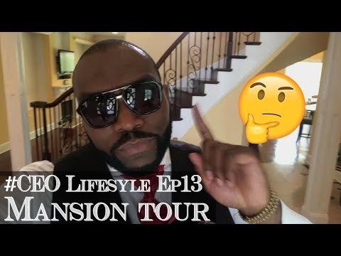 CEO Lifestyle Mansion Tour | Buying a home with Business Credit