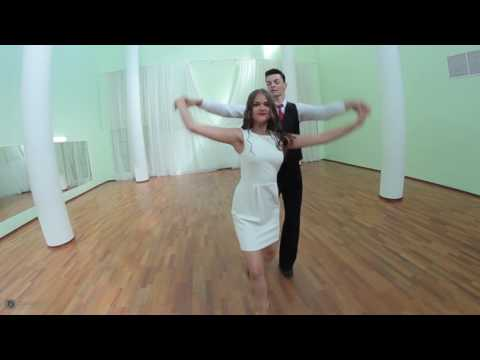 Ariana Grande Ft. John Legend - Beauty and the Beast - Choreography  - First Dance