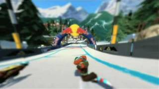 Shaun White Snowboarding World Stage - Racing Events trailer