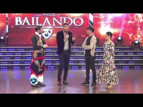 Showmatch 2014 - Alegría por El Cuba y enojo de Tinelli por el Mago sin dientes