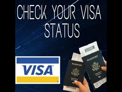 How To Check Your Visa Status By Using VFS Tracking Number 2017