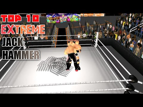 Top 5 Jackhammer Wrestling Revolution 3d Wwe Mod - MP3 MUSIC