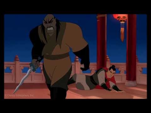 Mulan- Saving China Clip (HD)
