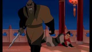 Repeat youtube video Mulan- Saving China Clip (HD)