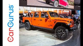 2020 Jeep Gladiator | 2018 LA Auto Show