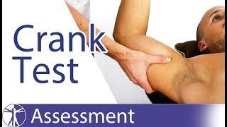 Crank Test | SLAP Lesions Video
