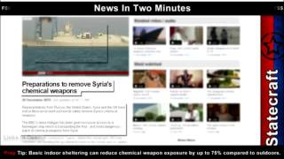 News In Two Minutes - Chinese Terror - Russian Bombing - Radiation Sickness - H7N9 - Mystery Illness