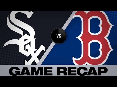 Hernandez's walk-off single caps comeback | White Sox-Red Sox Game Highlights 6/24/19