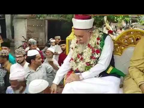 Vadodara Hazrath Azeemudin Baba (RA) Annual urus function Hazrath Nagore Kamil sahib Participated