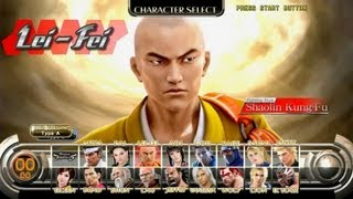 Playstation 3: Virtua Fighter 5 - LEI FEI - Full HD (1080p).