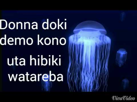 Jellyfish Song by: Clear (Lyrics)