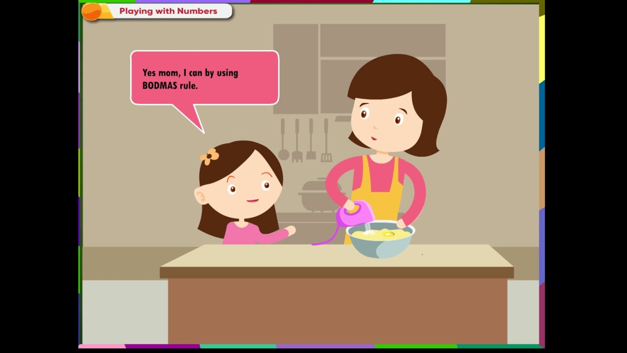 medium resolution of Simplification of Numerical Expression class-6 - YouTube