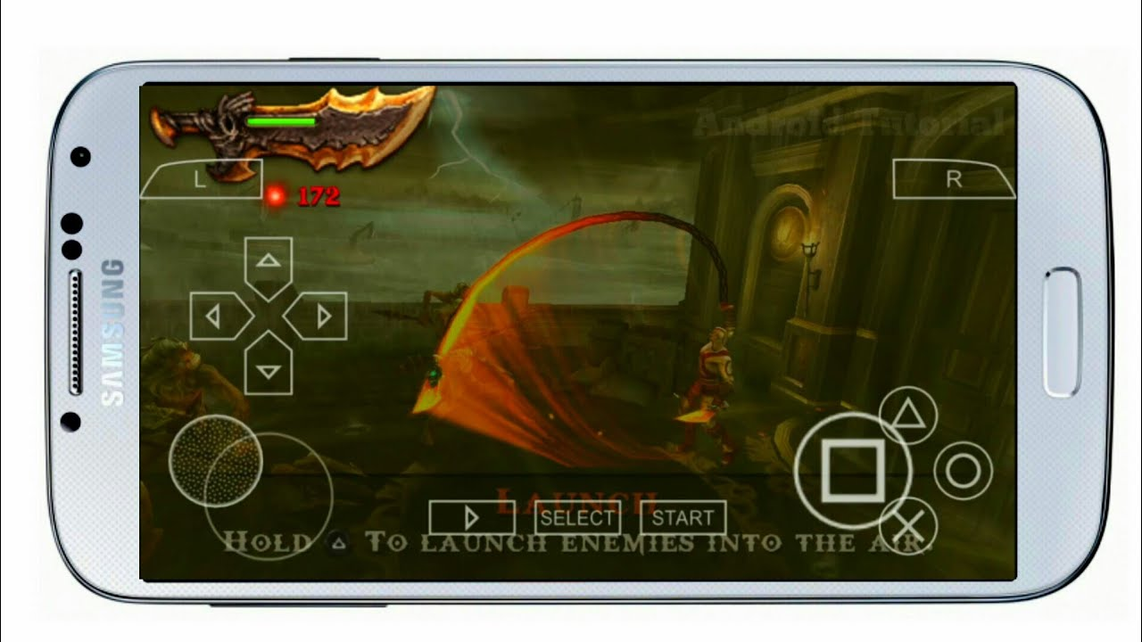 Download God Of War: Ghost Of Sparta APK Android - AndroPalac com