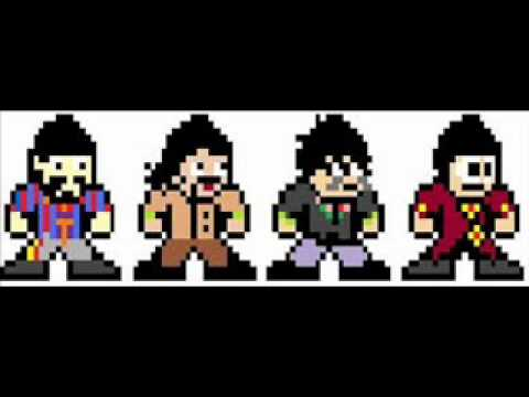 The Beatles-Only A Northern Song (8-Bit Remix)
