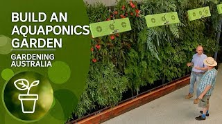 Gambar cover Build your own aquaponics garden