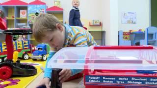 Новый детский сад открылся в Звенигороде(, 2015-09-14T10:25:39.000Z)
