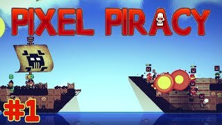 Pixel Piracy - Captain Gull - E.1
