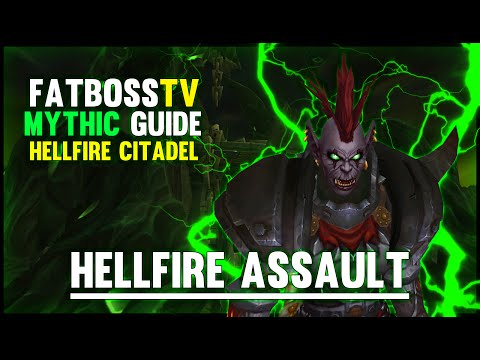 Hellfire assault mythic guide