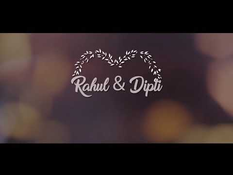 Dil Diyan Gallan | Prewedding | Tiger Zinda Hai - Dipti & Rahul .. .
