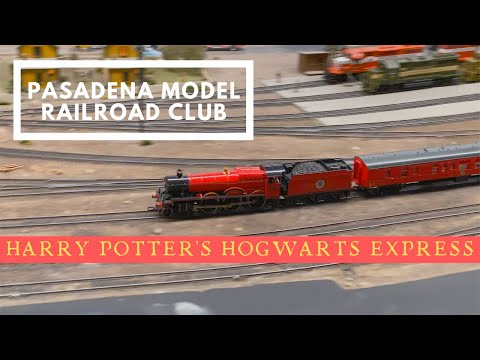 Pasadena Model Railroad Club: 1 of the LARGEST HO scale in the World