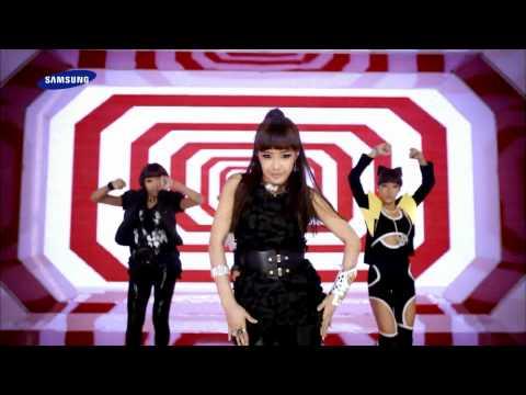 2NE1 - Fire - Official Music Video HD (1080p) with lyrics