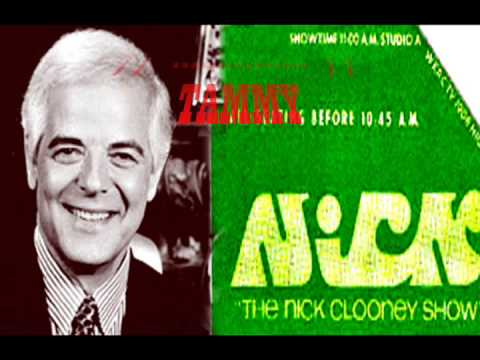 TAMMY by Dave McCoy  Nick Clooney   LIVE