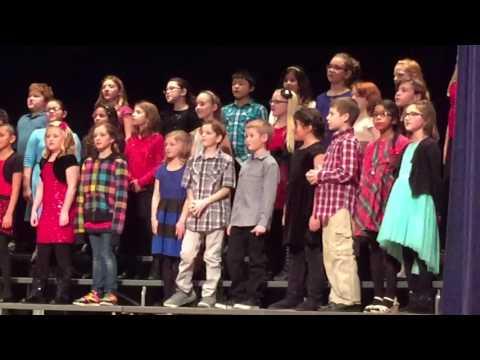 Machesney Elementary School 2015 Winter Concert