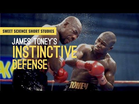 James Toney's Instinctive Defense | Sweet Science Short Studies | Boxing Breakdown