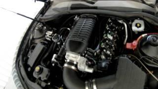 2010 camaro 418ci ls3 whipple underhood dyno