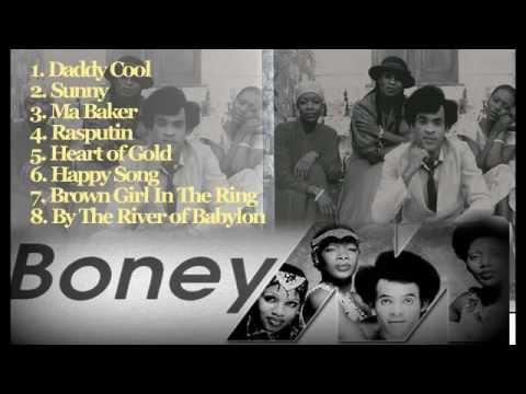 Boney M - Tuyển Chọn Những Bài Hát Top Hits Hay Nhất
